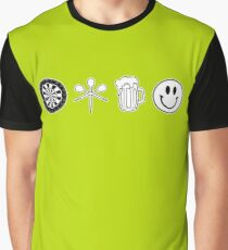 Darts... Graphic T-Shirt