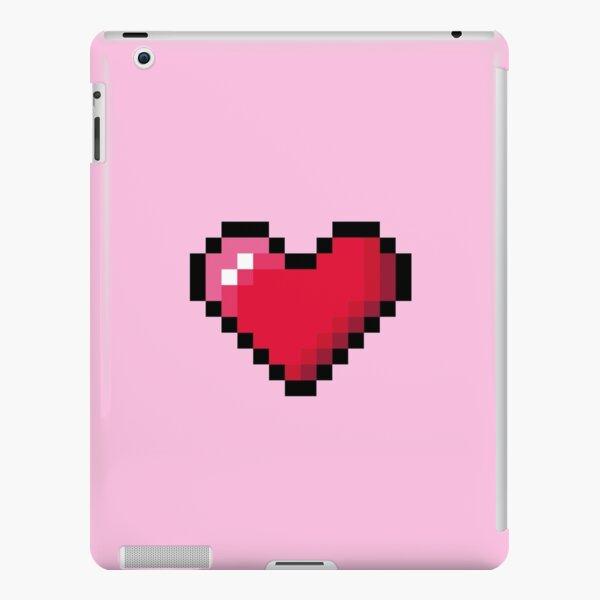 Pixel Heart iPad Snap Case