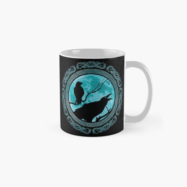 Hugin Munin Odins Ravens Classic Mug