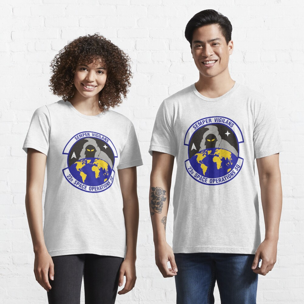 Model 90 - 23th Space Operations Essential T-Shirt