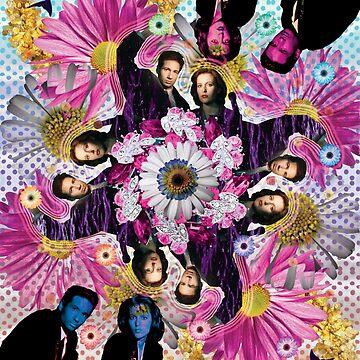 Cazadores alienígenas del planeta flor de STORMYMADE