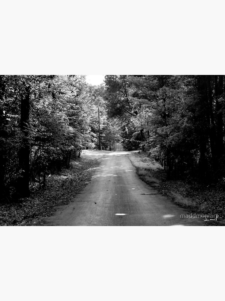 Louisiana Road by maddmoniart