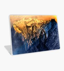 Will to live. Color option Laptop Skin