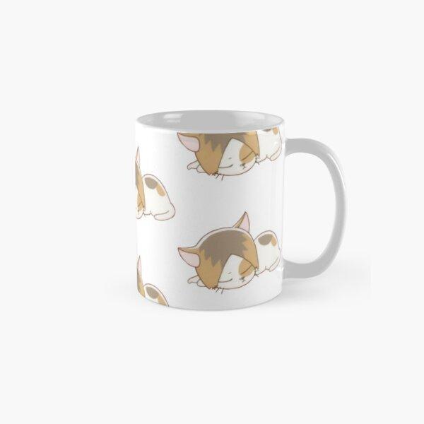 Sleeping Kenma Cat Classic Mug