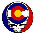 Colorado Stealie by Jessica Bone