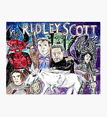 Ridley Scott Photographic Print