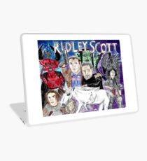 Ridley Scott Laptop Skin