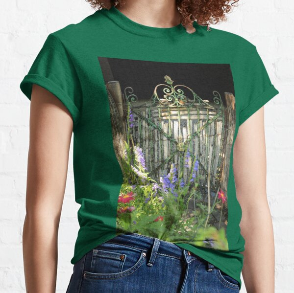 Secret Garden Iron Gate Classic T-Shirt
