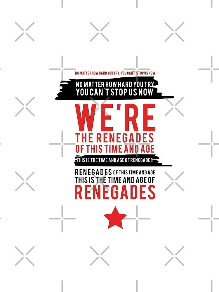 Renegades (Civil Rights) by mayerarts