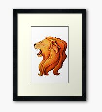 For Narnia Framed Print