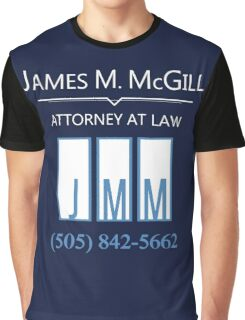 Better call... Jimmy Graphic T-Shirt