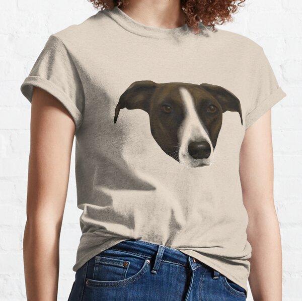Sweet Pointer Hound Portrait Classic T-Shirt