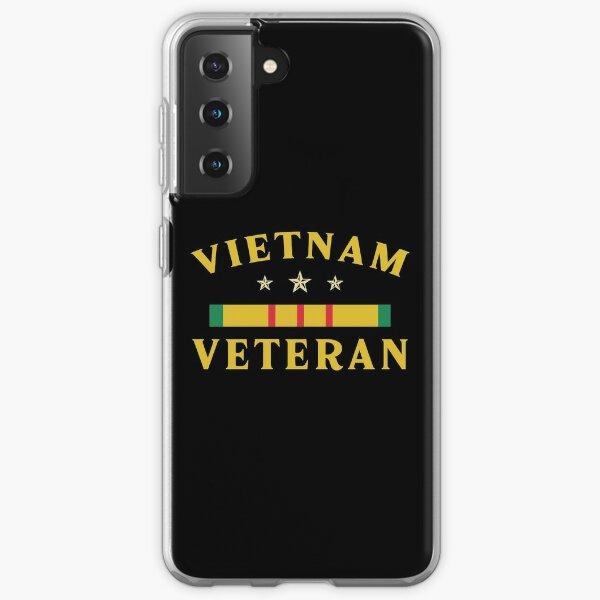 Vietnam Veteran - Vietnam Veteran American Samsung Galaxy Soft Case
