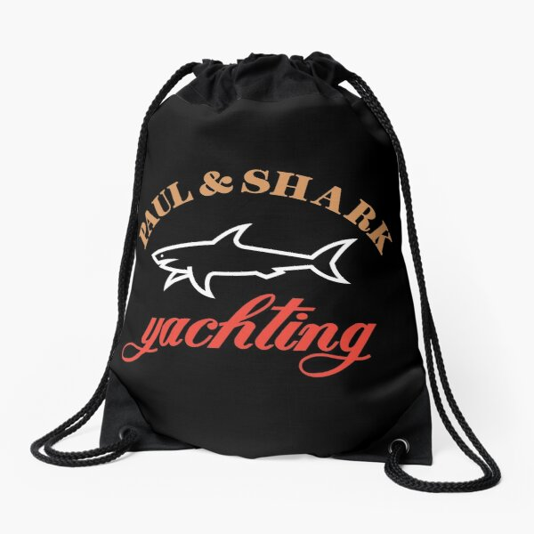 Paul and Shark Yachting Drawstring Bag