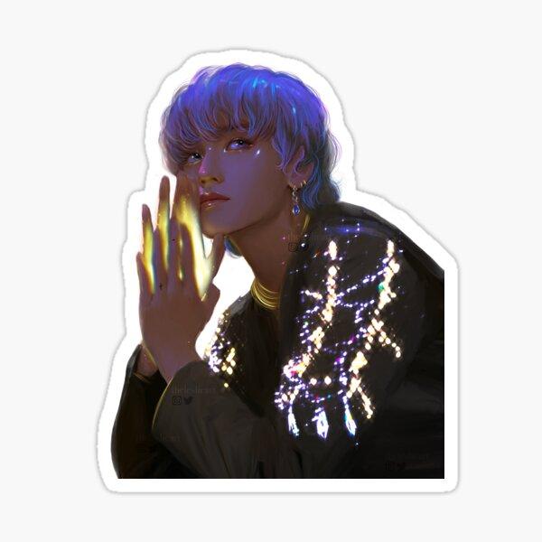 NCT 2020 Make A Wish Taeyong Sticker  Sticker