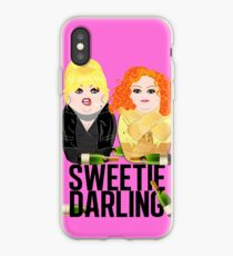 Sweetie Darling /Fabulous Realness 2.0 iPhone Case