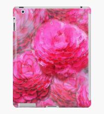 Vinilo o funda para iPad Painterly Pink Zinnia Watercolor