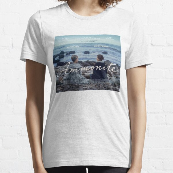 Ammonite Movie - Kate Winslet and Saoirse Ronan Essential T-Shirt