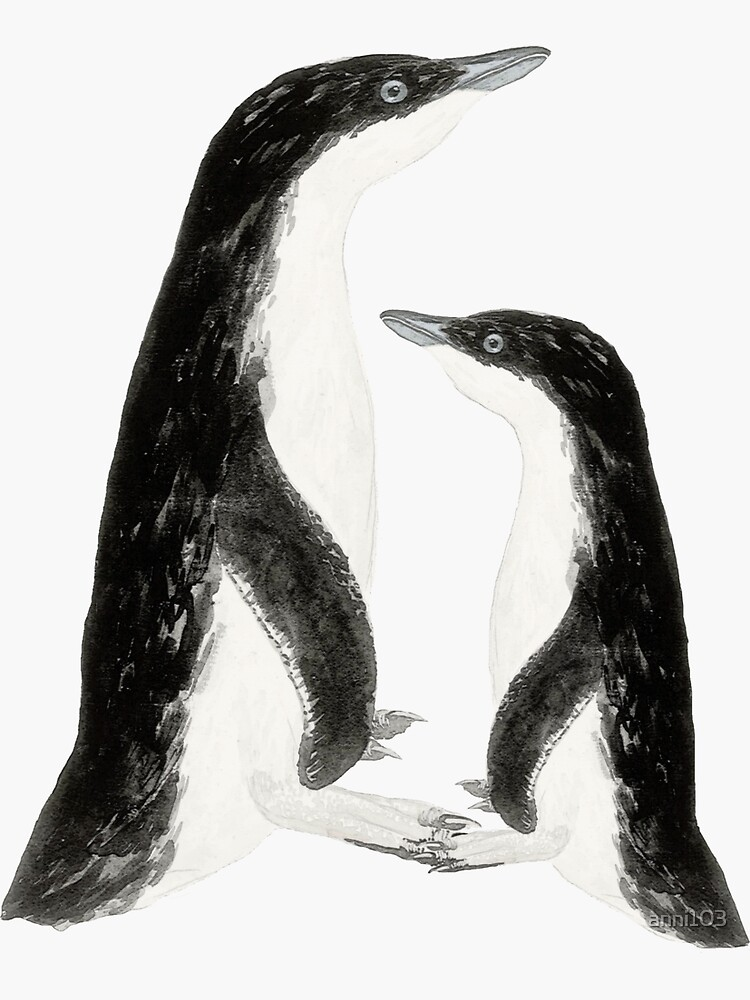Penguin Time by anni103
