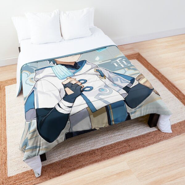 Genshin Impact - Chongyun Birthday Official Artwork Comforter