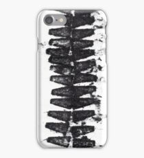 An Artist's Spine iPhone Case/Skin