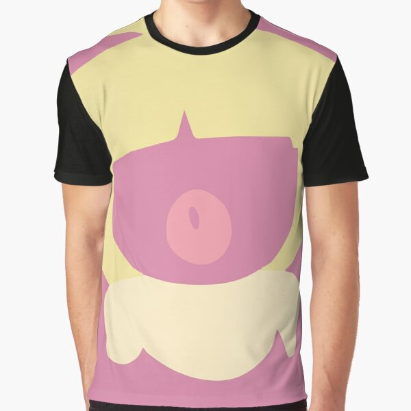 Smoochum Graphic T-Shirt