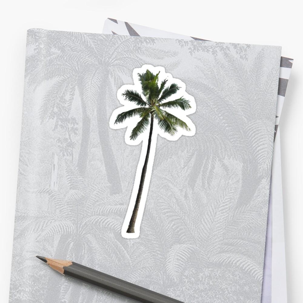 Palme - Kuba Sticker