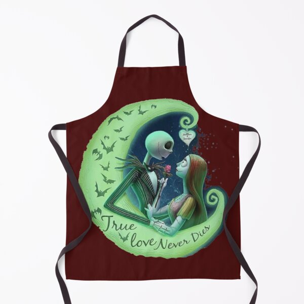 Sally and Jack love Apron