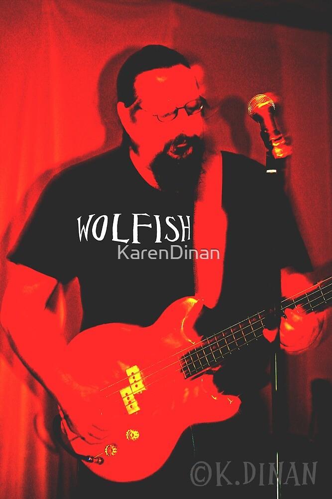 Wolfish at Open Mic Night 4/24/14                          8331 by KarenDinan