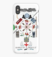 The Maccabees - Elephant and Castle iPhone Case