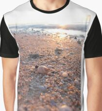 Sun, Shells & Sand Graphic T-Shirt