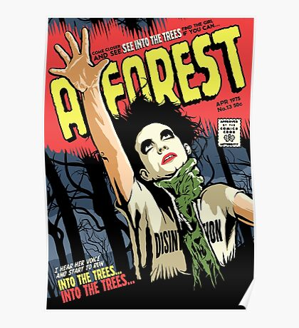 TFTS | Forest Poster