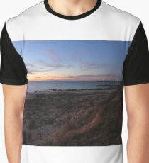 Port Hughes Twilight Graphic T-Shirt