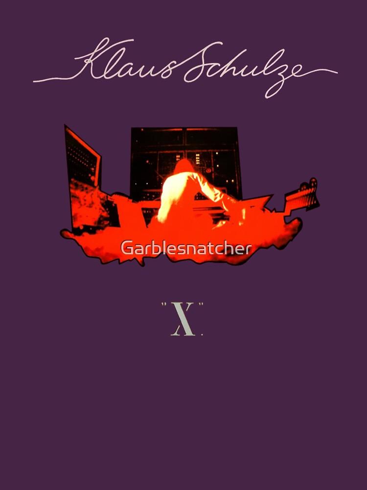 Klaus Schulze - X by Garblesnatcher
