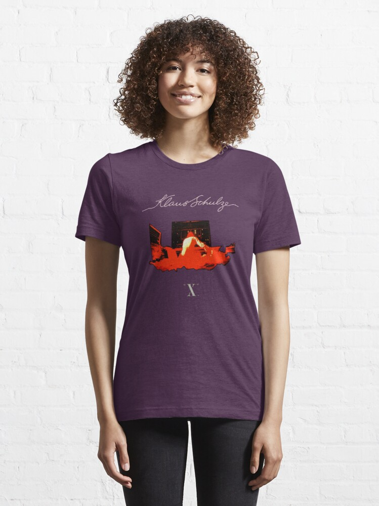 Alternate view of Klaus Schulze - X Essential T-Shirt