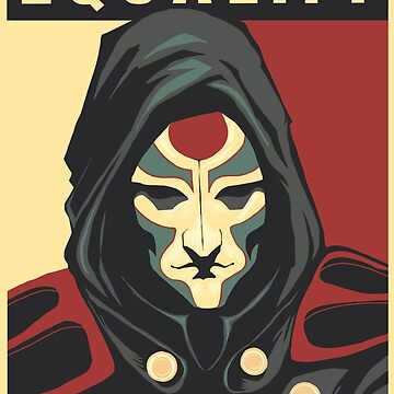 Amon Equality Poster by Eudaemons