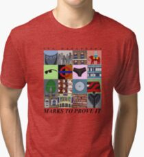 The Maccabees - Marks To Prove It Tri-blend T-Shirt