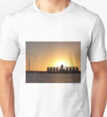 Sunset Silos Unisex T-Shirt