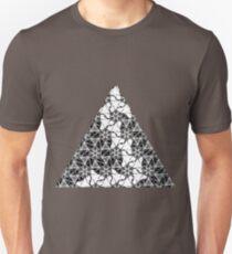 Vitruvian Tesseract Unisex T-Shirt