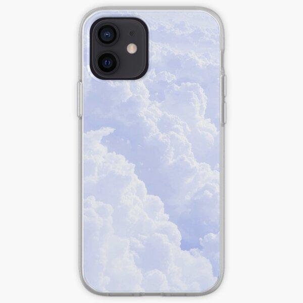 Pastel Clouds iPhone Soft Case
