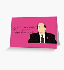 Kevin's Perfect Valentine's Day Greeting Card