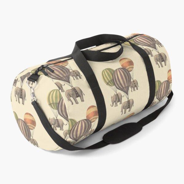 Flight of The Elephants  Duffle Bag
