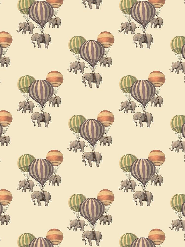 Flight of The Elephants  by TerryFan