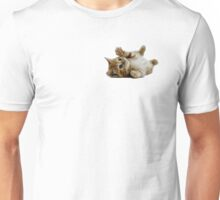 Cute Kitten Unisex T-Shirt