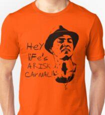 Paco Aguilar Unisex T-Shirt