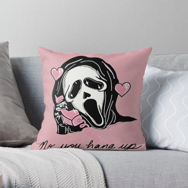 No you hang up Throw Pillow