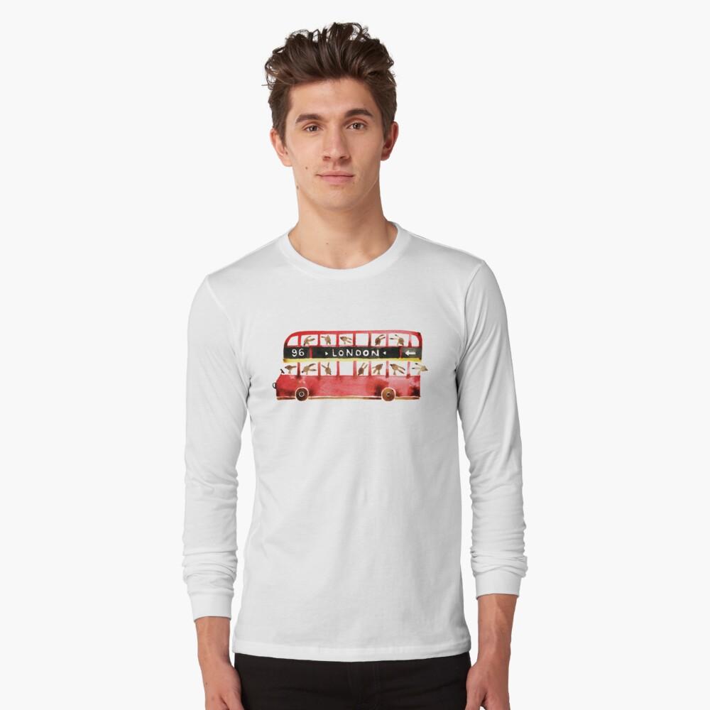 Bunny in London Long Sleeve T-Shirt