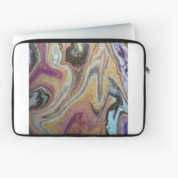 Modern Starry Night  Laptop Sleeve