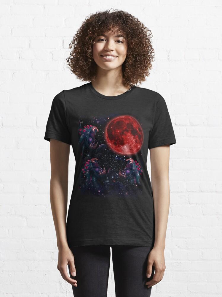 Alternate view of 3 Shambler Moon - Darkest Dungeon Essential T-Shirt