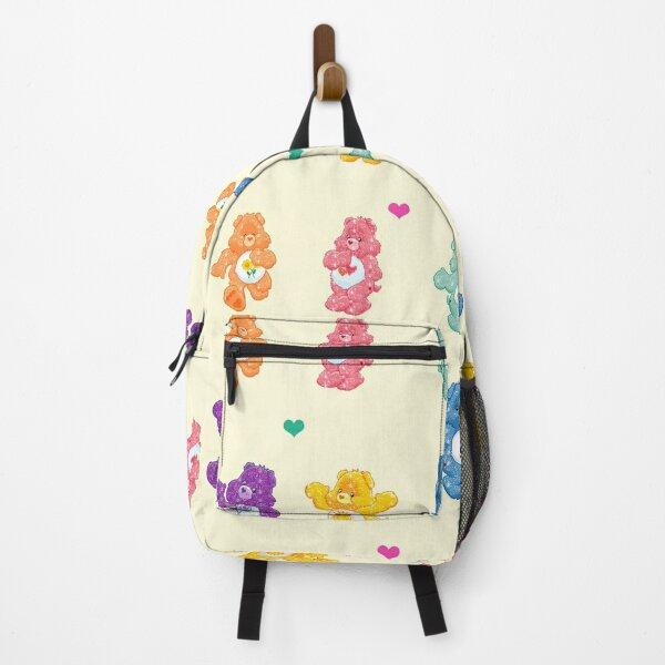 Colorful Glitter Bears  Backpack